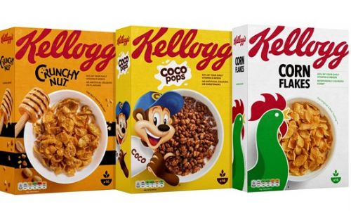Kellogg UK set to introduce on-pack 'traffic light' labelling