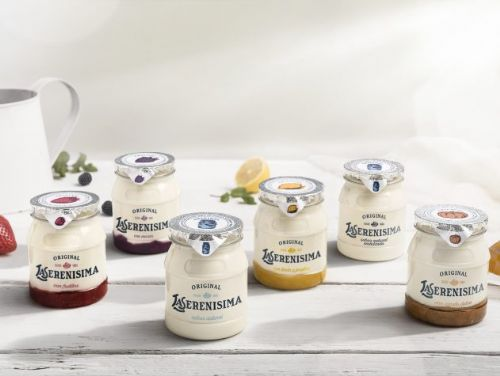 Danone partners with Amcor to design new yogurt jar that appeals to health-conscious consumers