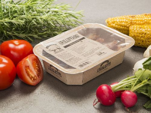 JOSPAK'S NEW FOOD PACKAGING SOLUTION CONTAINS UP TO 85% LESS PLASTIC